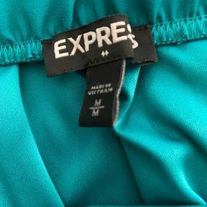 Women's Strapless Hi-lo Hem Mini Dress